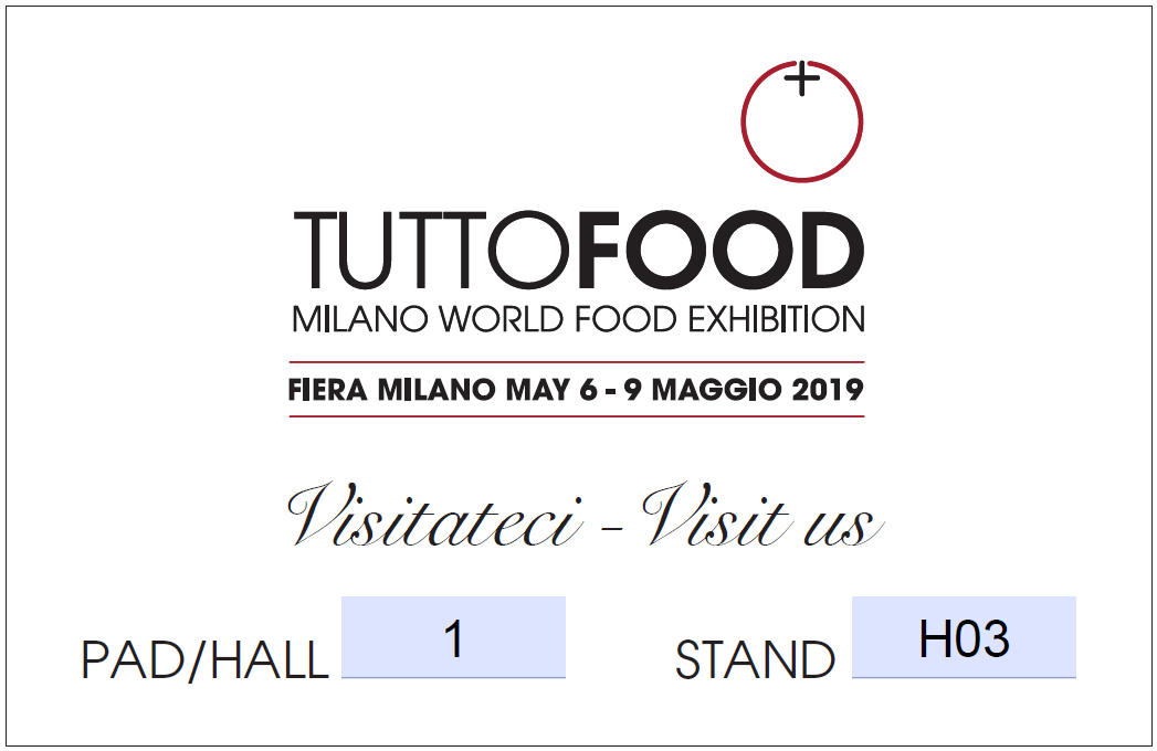 Milano world food exhibirtion 2019